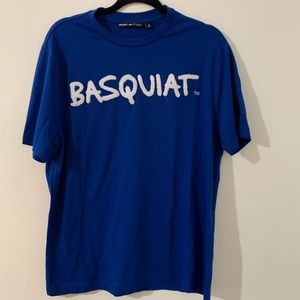 Sean John -Jean-Michel Basquiat T-shirt